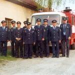 Dobrovoľný hasičský zbor (DHZ)